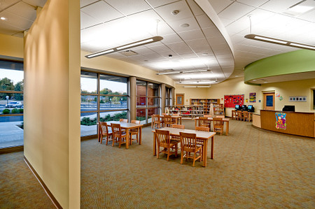 SandsMontessoriSchool CrossRoads library