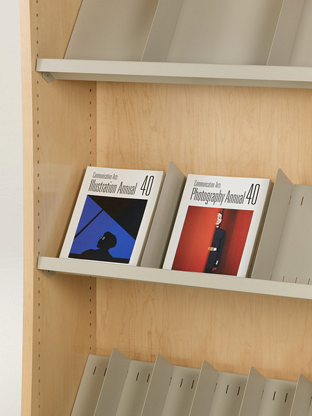CR Shelf Metal Media detail dividers