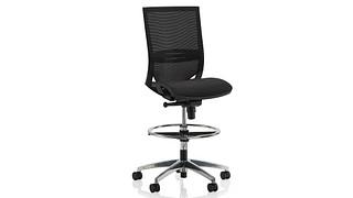 Sift Task Stool | Task Stool with Mesh Seat