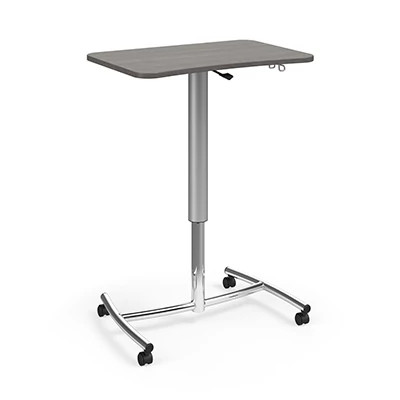 Ruckus Mobile Height-Adjustable Lectern