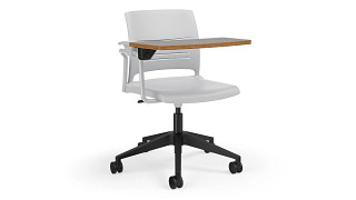 Strive Task Chair | Strive Task Chair with ChangeUp Tablet Arm