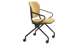 Torsion on the Go! Nesting Chair | upholstered