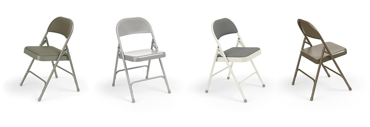 400 & 600 Series Folding Chairs