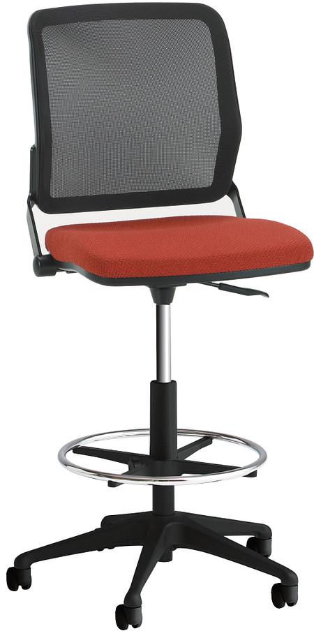 TA task stool armless