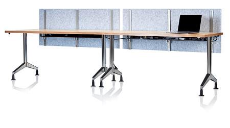 Pirouette Trough Universal Height-Adjustable Screens
