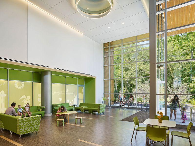 Lounge / Lobby Area