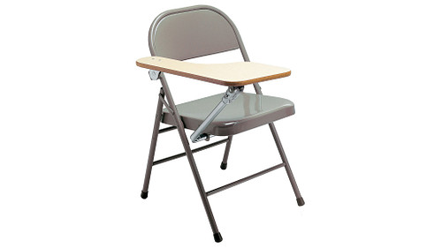 Folding Chair with Tablet Arm