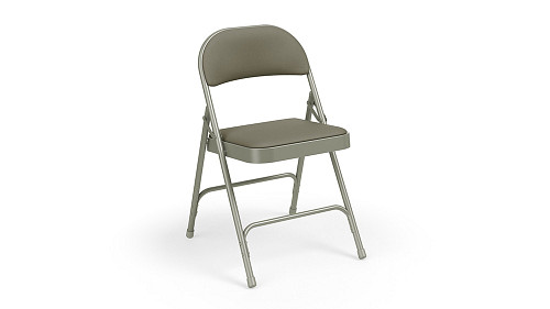 400 Series Upholstered Folding Chairs