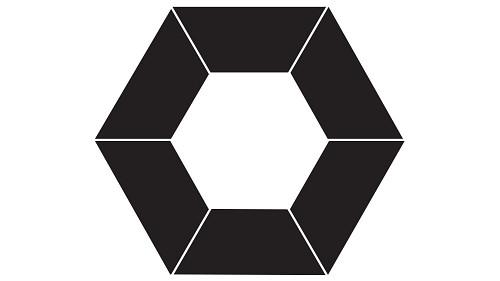 Plus Open Hexagon Top