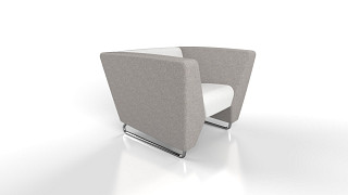 MyWay Lounge Seating | High Arms