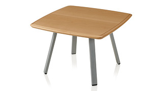 Soltice Metal Occasional Tables | Square Club Table 16""