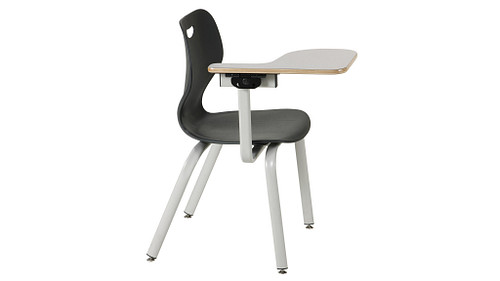 Poly Chair with Tablet Arm