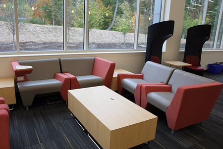 Wake Tech Community College MyWay Connection Zone Privacy Booth