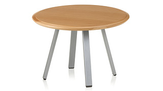 Soltice Metal Occasional Tables | Round Club Table 16""
