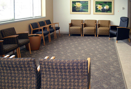 Randolph lobby3 Soltice multi lounge patient