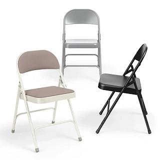 600 Series Folding Chairs Revit Symbols