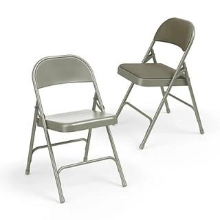 400 Series Folding Chairs Revit Symbols