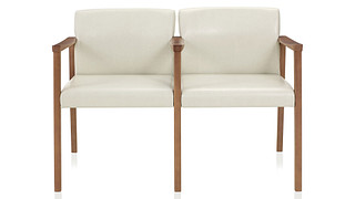 Affina Multiple Seating | Two Seat