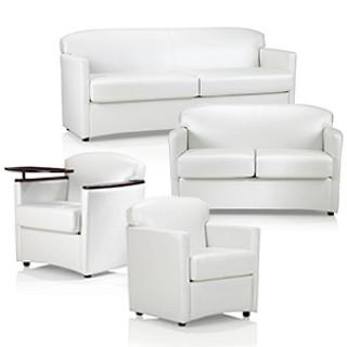 Jessa Lounge Seating Revit Symbols