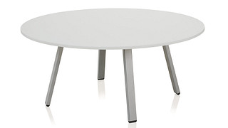 Soltice Metal Occasional Tables | Round Coffee Table