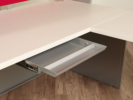 700 Series Desking open desk drawer