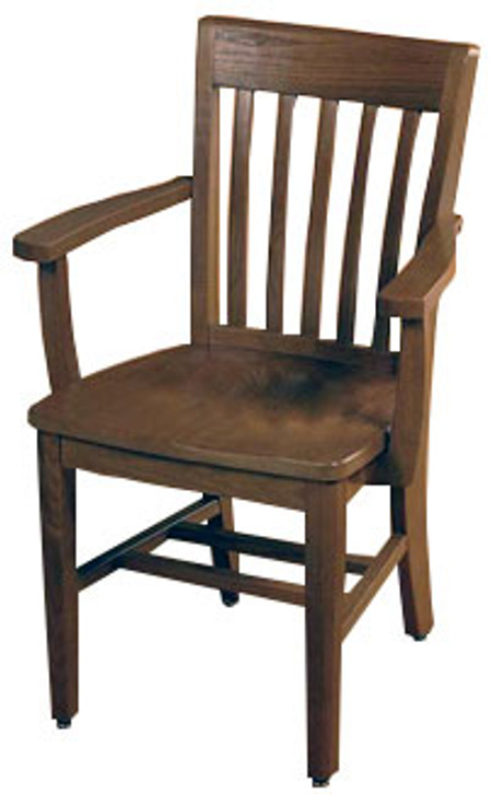 CR chair arms