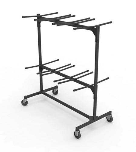 Folding Chair Caddy - Double