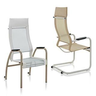 Rose Patient Chair CAD Symbols