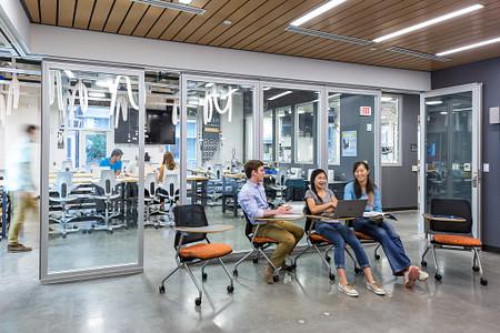 UNC-Chapel Hill class2 Torsion Air Nesting Chair