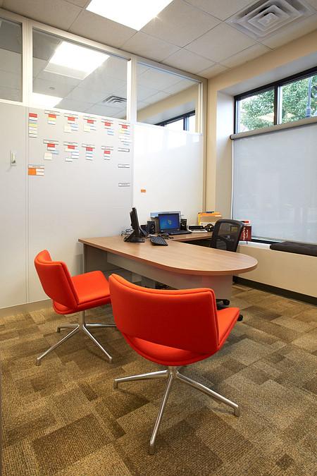 Genius Home Run Inn Private Office 6100 Series Impress Ultra Work Zone