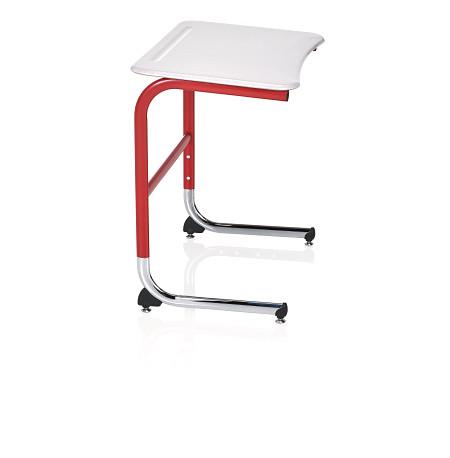 Wave desk adjustable profile