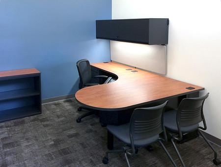 LCCC office WorkZone ImpressUltra StriveNesting
