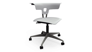 Ruckus Task Chair | Task Chair with Poly Seat
