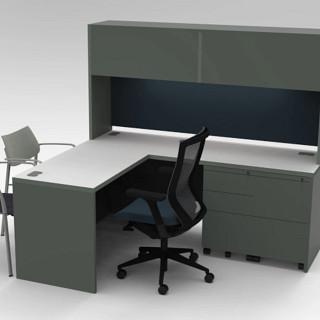 700 Series Desking Revit Symbols