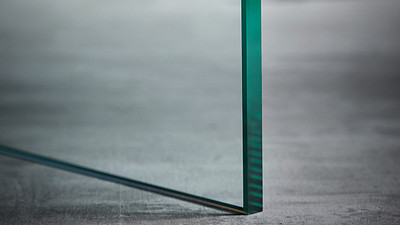 "Glass | 1/2"" Clear Tempered"
