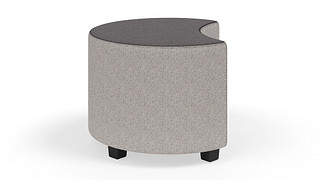 "MyPlace Lounge Furniture | 26"" Crescent"