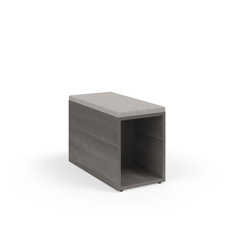 MyPlace In-LineTableUpholsteredPad FrontAngle