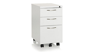 U-Series Storage | Mobile Pedestal