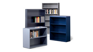 700 Series Storage | Bookcase