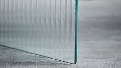 "Glass | 1/4"" Krystal Flutes"