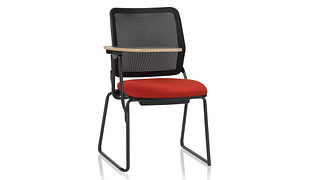 Torsion Air Stack Chair | sled tablet