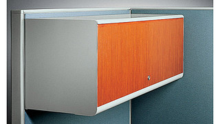 Universal Overheads | Veneer Overhead Cabinet