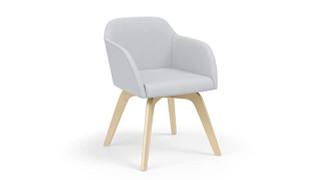Calida Lounge Chairs   Wood Leg