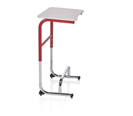 Wave desk sitstand high profile