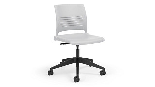 Strive Task Chair | Poly Back and Seat