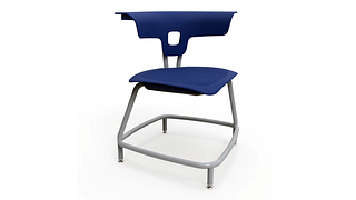 Ruckus Chair | Stack Chair, Poly Seat