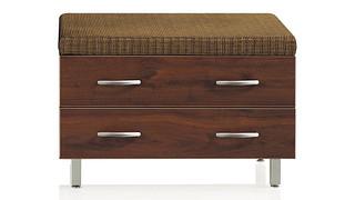 Dante Casegoods | Upholstered Bench