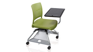 Learn2 Seating | Strive Shell (Poly) with Worksurface