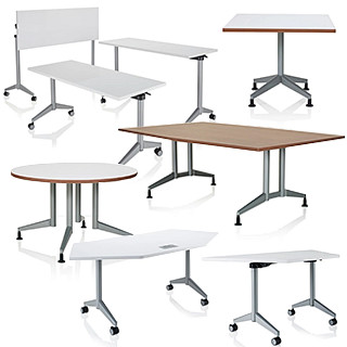 Pirouette Tables CAD Symbols