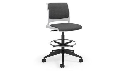 task stool - uph back